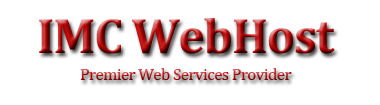 Register Domain Names at IMC WebHost – Web Hosting Services and Domain Name Registration Provider